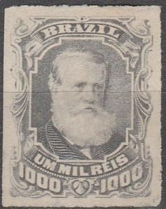 Brazil #77 Fine Unused CV $225.00 (C3257)
