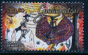 MEXICO 2939, Guelaguetza, Folklore Festival. MNH