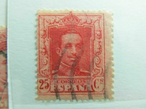 Spanien Espagne España Spain 1922-30 25c fine used stamp A4P6F100