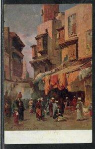 Ottoman Tiberiade Palestine 1907 - Egypt to Post Master in Tiberias Syria PC