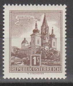 Austria #622 MNH F-VF (SU824)