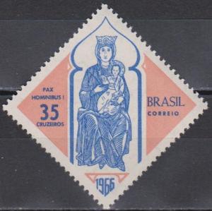 Brazil #1031 MNH F-VF  (B2341)