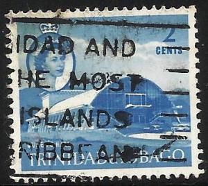 Trinidad & Tobago 1960 Scott# 90 Used