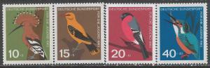 GERMANY B388-91 MNH M1222-1