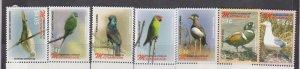 Micronesia 2006 birds set 5v+2v MNH