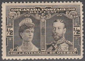 Canada #96  Unused CV $8.00 (A16339)