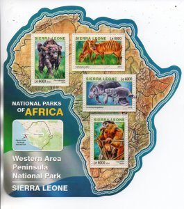 Sierra Leone 3773 MNH ..