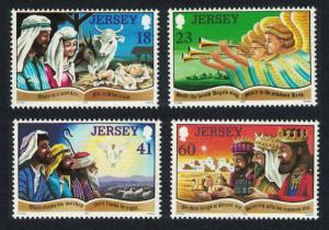 Jersey Christmas Carols 4v SG#680-683