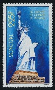 Senegal 700 MNH Statue of Liberty