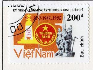 DEM REP VIETNAM 2400 USED BIN $0.25 LIGHTHOUSE
