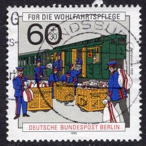 GERMANY SCOTT 9NB283