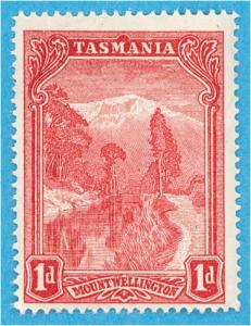 TASMANIA 87  MINT NEVER HINGED OG ** NO FAULTS  VERY FINE! - C
