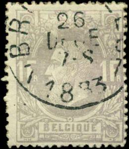 Belgium Scott #36 Used