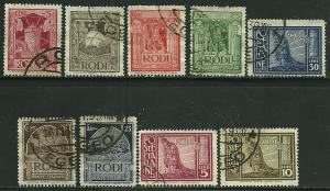 Rhodes # 15-23, Used