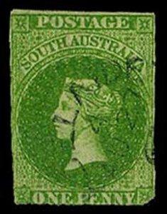 SOUTH AUSTRALIA 5a  Used (ID # 57640)