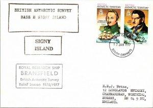 1977 British Antarctic Territory 165
