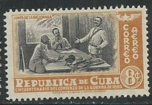 Cuba || Scott # C38 - MH