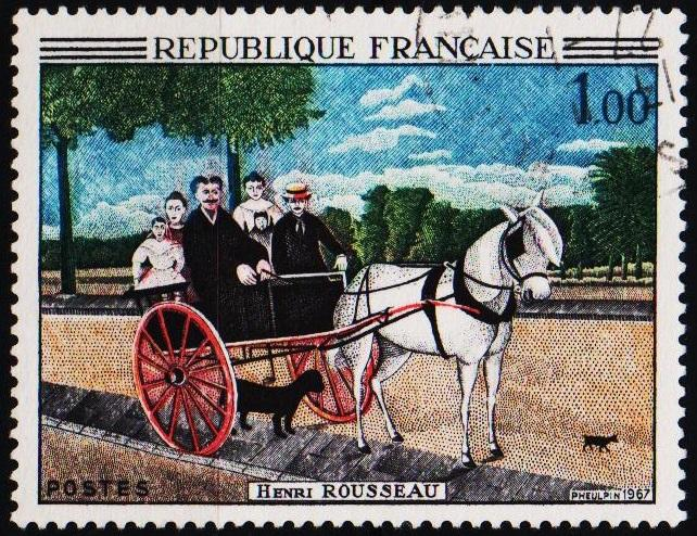 France.1967 1f  S.G.1742 Fine Used