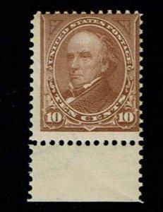 Scott #282C Fine-OG-NH. SCV - $525.00
