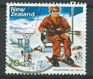New Zealand SG 1339  FU