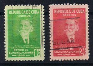 Cuba Sc. #38 / 439 Used L1