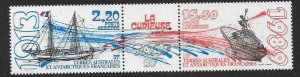 FRENCH SOUTHERN & ANTARCTIC TERRITORIES SG250a 1989 SHIPS MNH