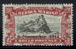 San Marino SC# B11, Used  -  Lot 031316