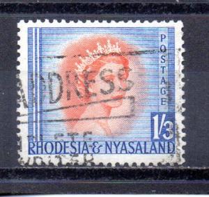 Rhodesia and Nyasaland 150 used
