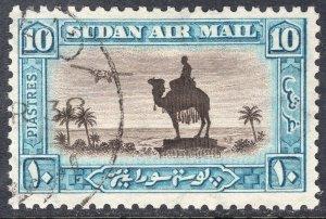 SUDAN SCOTT C15