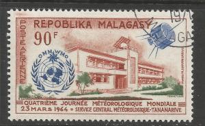 MADAGASCAR/MALAGASY C78 VFU R34