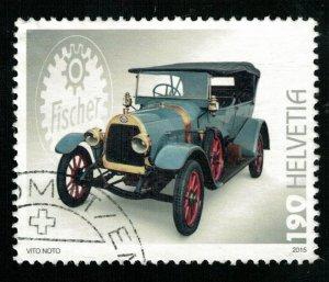 Car, Helvetia, FISCHER, VITO NOTO (T-7119)