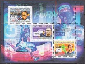 2007 Guinea 4596-98KL Formula 1 / Rugby / Soccer 7,50 €