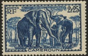Cameroun, Scott #249, Unused, Hinged
