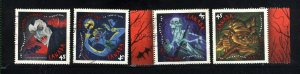 Canada #1665-68    -2  used VF 1997  PD