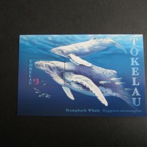 Tokelau Islands 1996 Sc 242 Whale MNH