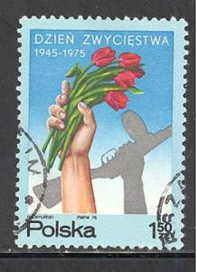 Poland 2095 used SCV $ 0.25 (RS)