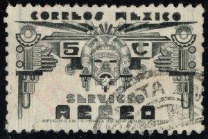 Mexico #C65 Symbols of Air Service; Used (2Stars)