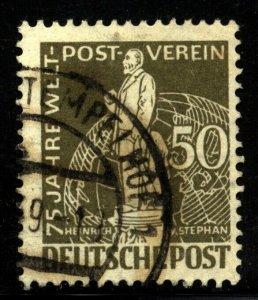 Germany  Berlin Scott 9N38 BF Used