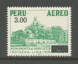 Peru    #C440  MNH  (1977)  c.v. $0.35