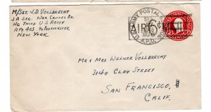 1945 : army - letter