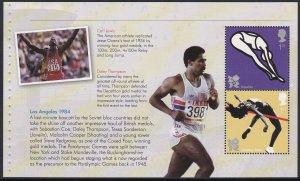 2917a 2012 Olympics Booklet Pane MNH