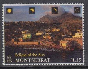 Montserrat 957 MNH VF