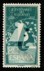 Spain, (2964-т)