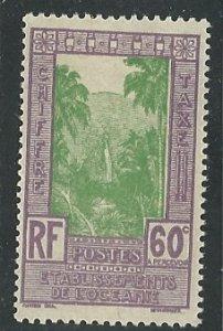 French Polynesia ||  Scott # J14 - MH
