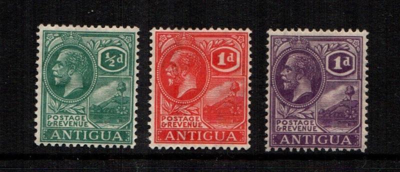 Antigua  42 - 44  MH cat $ 16.00 h123