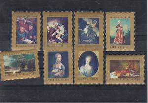 Famous Painting MNH Stamps Ref: R6949