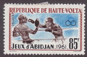 Burkina Faso 105 Boxing 1962