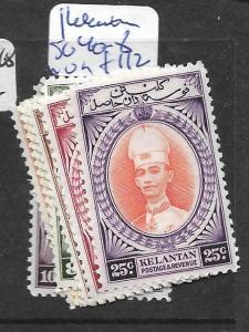 MALAYA KELANTAN (P0101B) TO 25C  SG 40-8  MOG