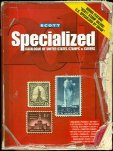 SCOTT 2011 UNITED STATES SPECIALIZED CATALOG, USED, USUABLE, READ, GREAT PRICE!