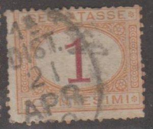 Italy Scott #J3 Stamp - Used Single